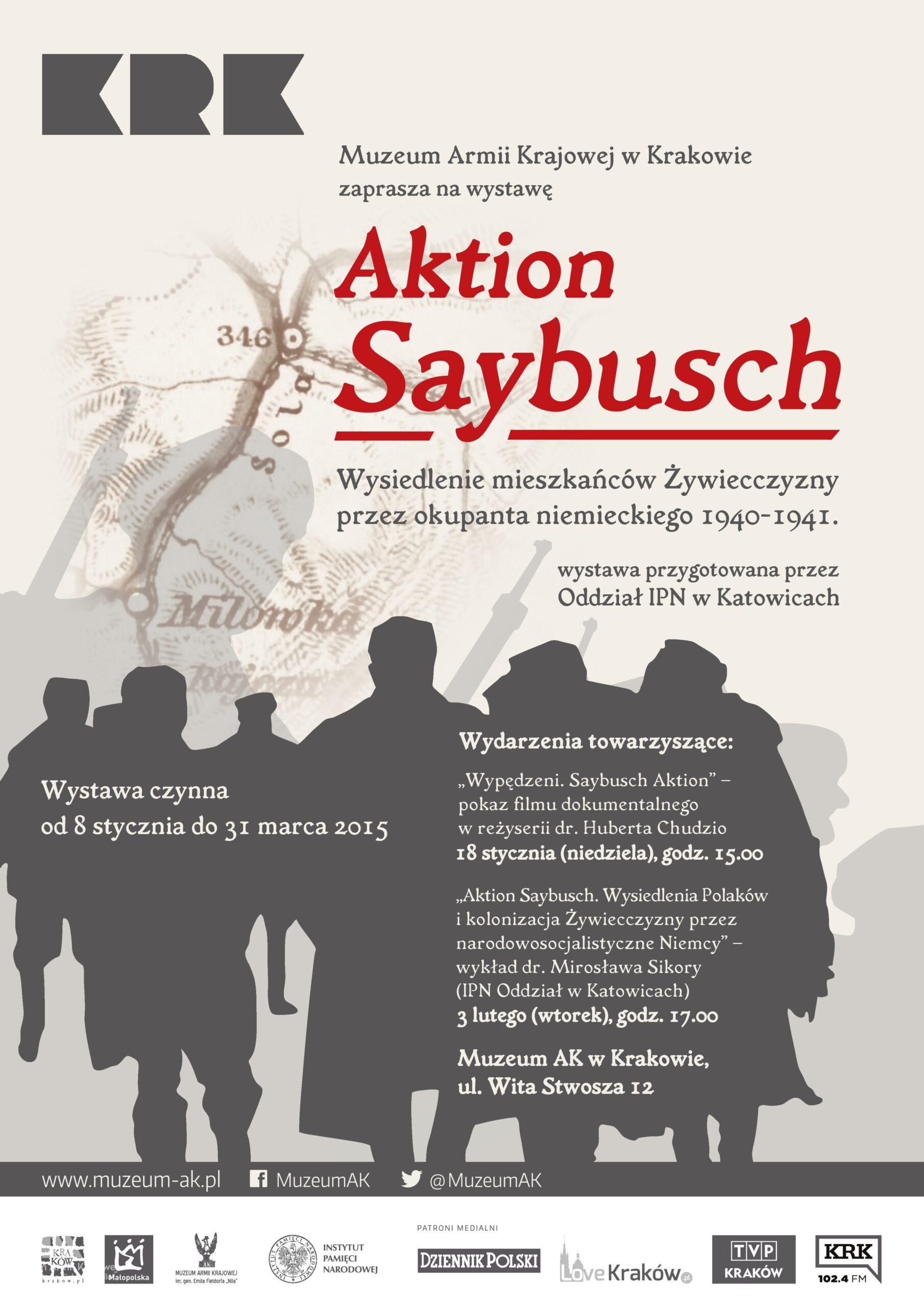 Aktion Saybusch. Wysiedlenie mieszkańców Żywiecczyzny przez okupanta niemieckiego 1940-1941