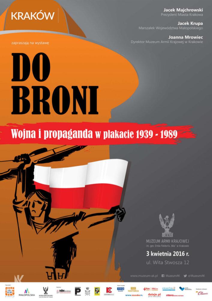 Wojna i propaganda w plakacie 1939-1989