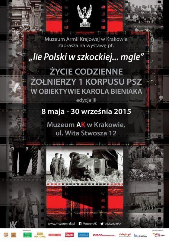 Ile Polski w szkockiej… mgle. Życie codzienne żołnierzy 1 korpusu PSZ w obiektywie Karola Bieniaka