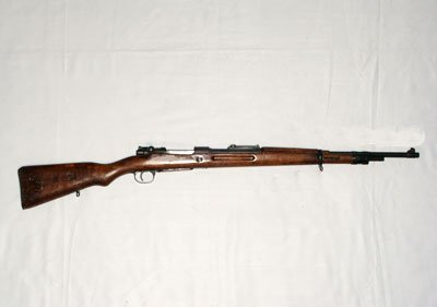 Karabinek Mauser, Model 77, tzw. model Czang Kaj-szek
