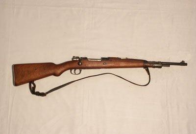Karabinek Mauser M1924/30 FN