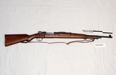 Karabin Mauser M1908/34