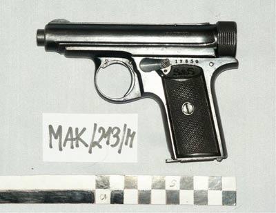 Pistolet Sauer M1913