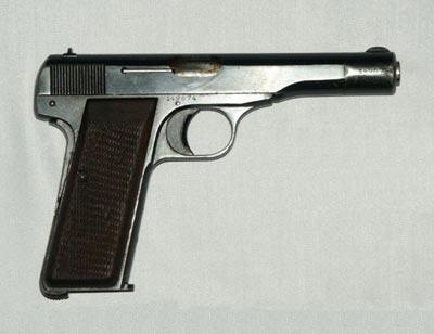 Pistolet Browning FN M1922