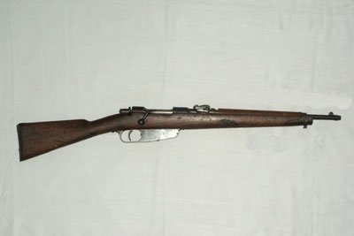 Karabinek Mannlicher – Carcano M1891 TS