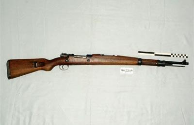 Karabinek Mauser M1948