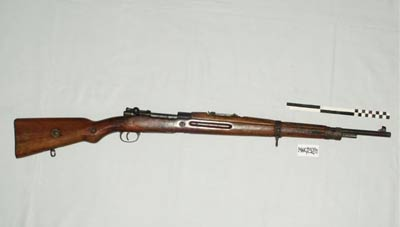 Karabinek Mauser, wz. 24