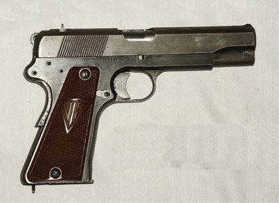 Pistolet Vis wz. 1935
