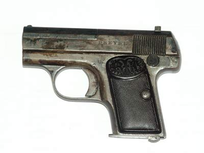 Pistolet Dreyse M1908