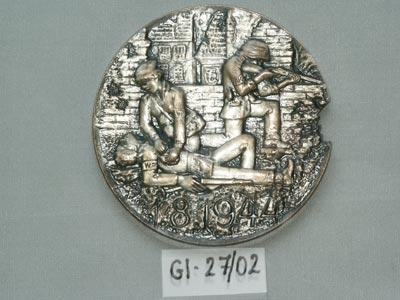 Medal Powstanie Warszawskie