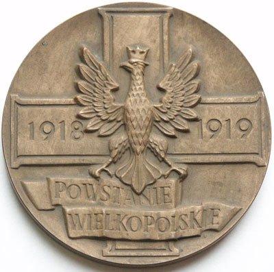 Medal pamiątkowy – Powstanie Wielkopolskie