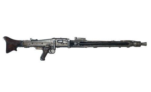 Karabin maszynowy MG 42