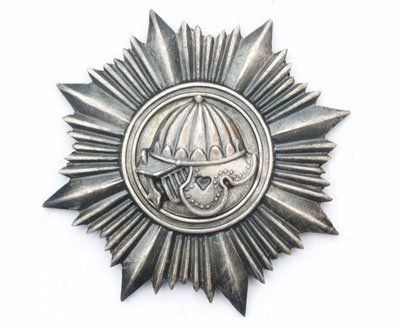 Odznaka pamiątkowa 5 Batalionu Pancernego z Krakowa