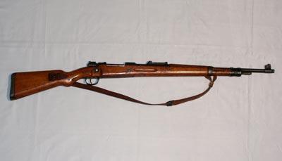 Karabinek Mauser, składak powojenny