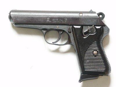 Pistolet CZ vz. 50