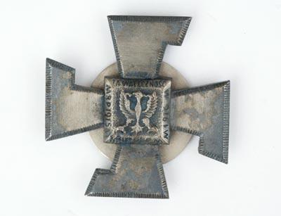 Odznaki pamiątkowe 4 Pułku Piechoty Legionów z Kielc