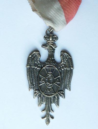 """Odznaka pamiątkowa """"Za Huszt"""""""