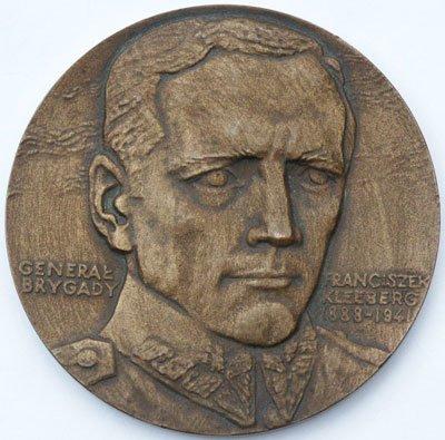 Medal pamiątkowy – gen. Franciszek Kleeberg