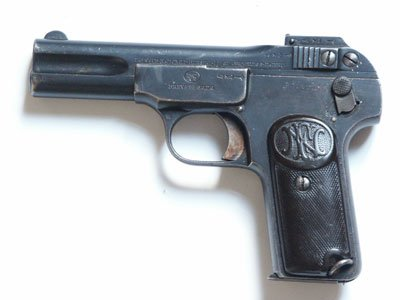 Pistolet Browning FN 1900