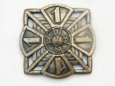 Odznaka pamiątkowa 1 Pułku Piechoty Legionów z Wilna