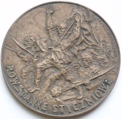Medal pamiątkowy – Powstanie Styczniowe