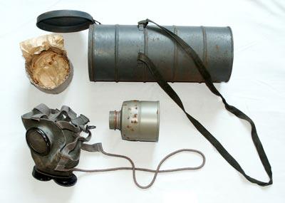 Maska przeciwgazowa FM-3 Fatra