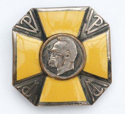 Odznaka instruktorska Przysposobienia Wojskowego