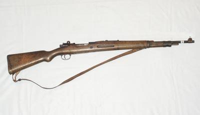Karabinek Mauser M1943