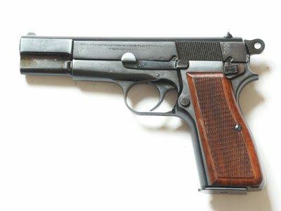 Pistolet Browning HP 35