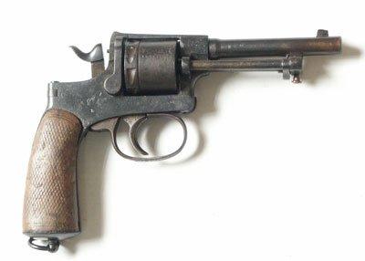 Rewolwer Rast&Gasser M1898
