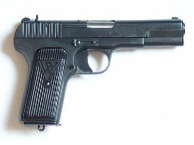 Pistolet wz. 33 TT