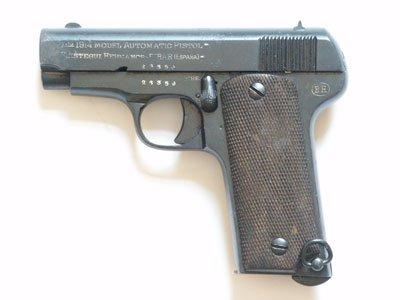 Pistolet Eibar M 1914