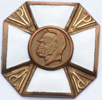 Odznaka komendancka Przysposobienia Wojskowego