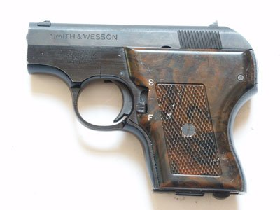Pistolet Smith & Wesson Mod.61-3