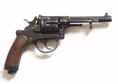 Rewolwer Galand-Schmidt M1882