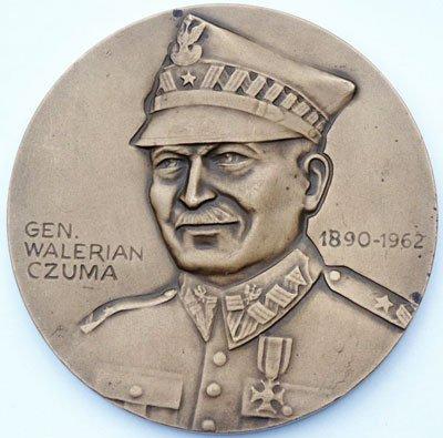 Medal pamiątkowy – obrona Warszawy 1939