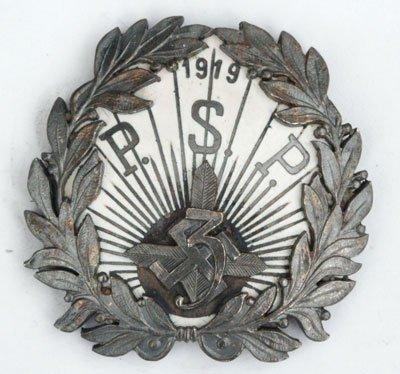 Odznaka pamiątkowa 3 Pułku Strzelców Podhalańskich z Bielska