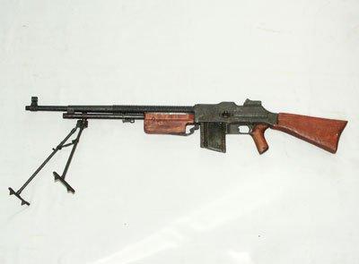Ręczny karabin maszynowy wz. 28 Browning