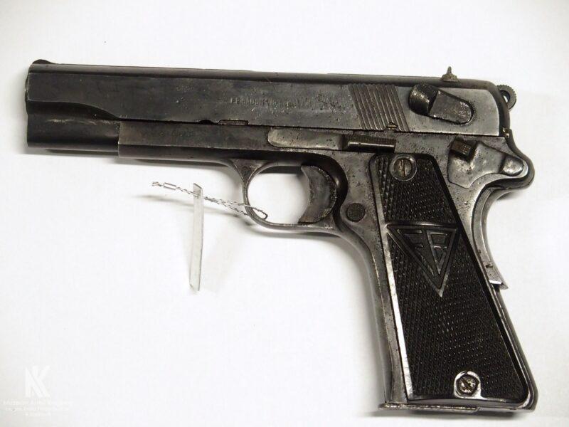 Opatentowano pistolet Vis