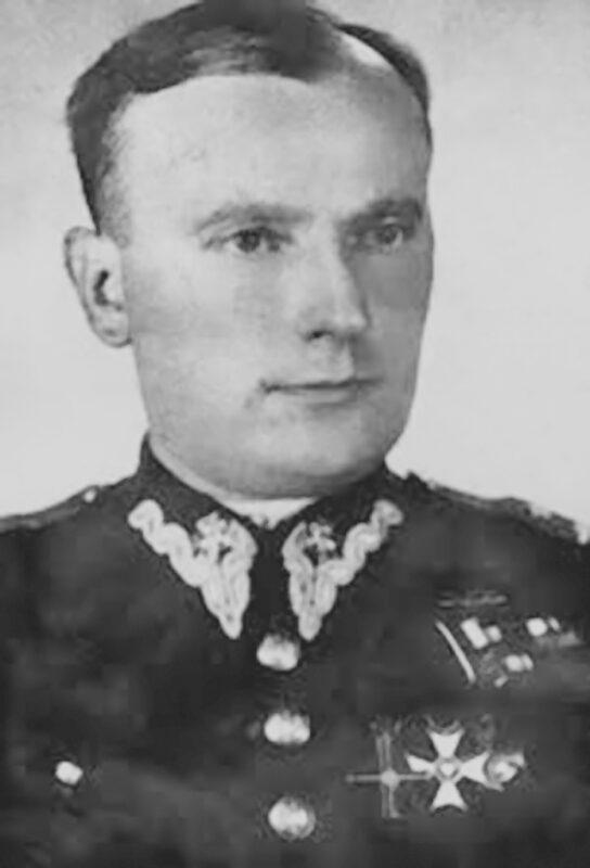 Urodził się Kazimierz Pluta-Czachowski ps. Gołdyn