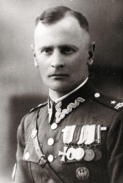 Urodził się Aleksander Krzyżanowski ps. Wilk