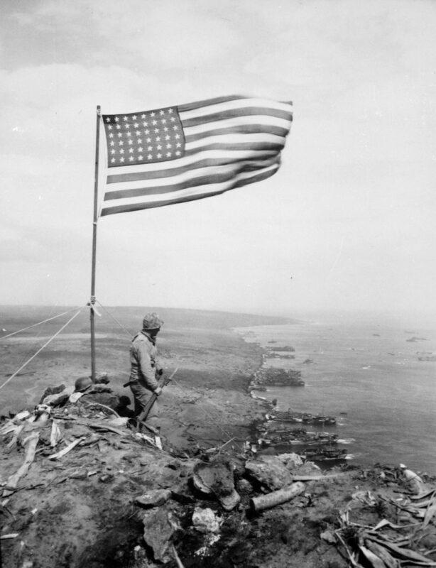 Bitwa o Iwo Jimę