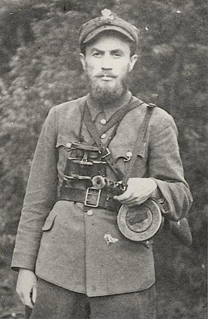 Urodził się Anatol Radziwonik ps. Olech