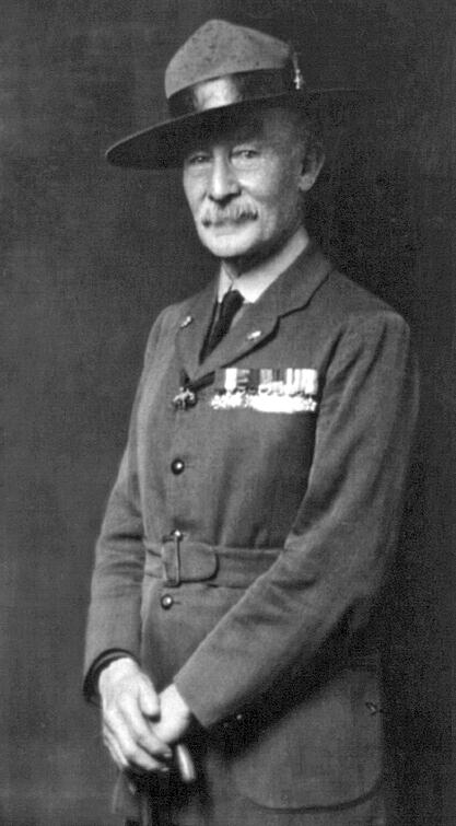 Urodził się Robert Baden-Powell