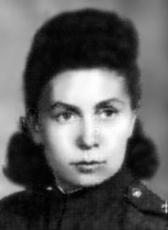 Urodziła się Helena Wolińska