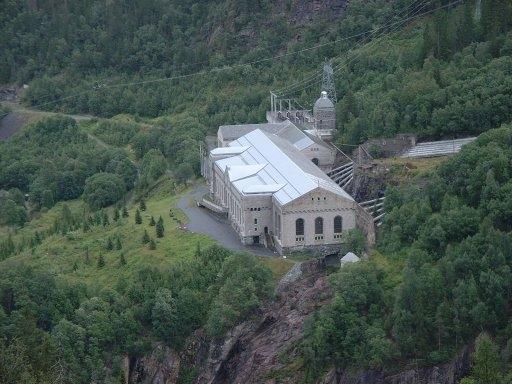 Żołnierze norweskiego ruchu oporu zniszczyli obiekty Norsk Hydro