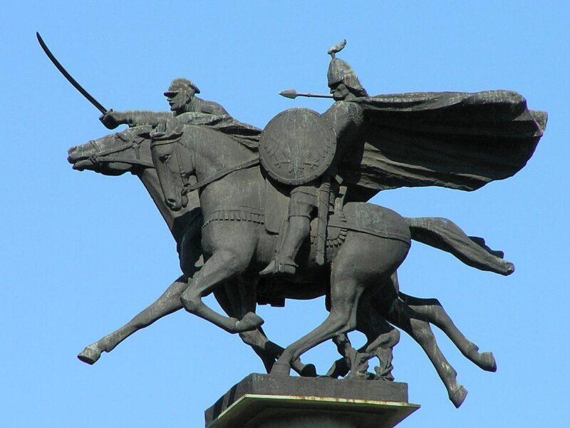 Ostatnia szarża polskiej kawalerii