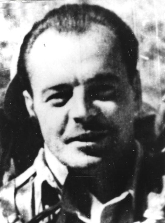 Urodził się Andrzej Czaykowski ps. Garda