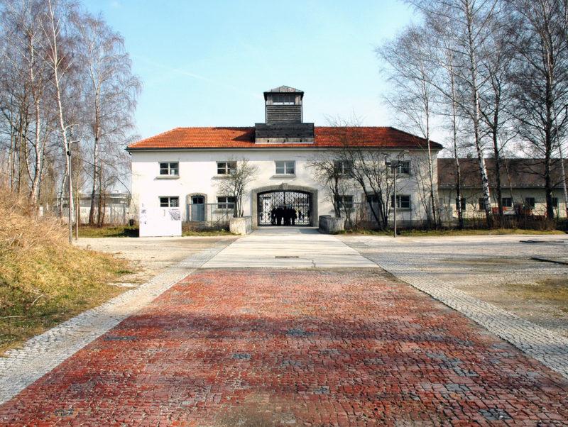 Wyzwolenie obozu w Dachau