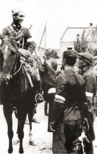 Urodził się Marian Bernaciak ps. Orlik